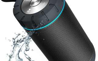 Top 10 Best Waterproof Bluetooth Speaker Review