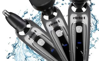 Top 10 Best Electric Shaver Razor for Men in 2019 Review