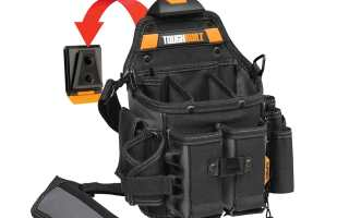 Top 10 Best Electrician Tool Bag in 2018 Review