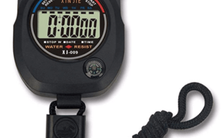 Top 10 Best Waterproof Stopwatches in 2018 Review