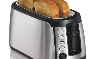 Top 10 Best 4 Slice Toaster in 2019 Review