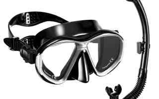Top 10 Best Snorkel Masks in 2018 Review