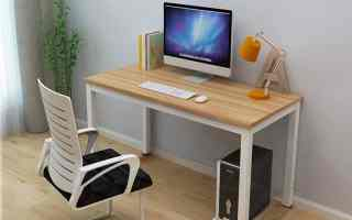 Top 10 Best wooden Computer Desks in 2019 Review