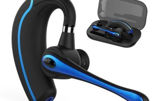 Top 10 Best Bluetooth Headset for Samsung Note 9 in 2019 Review