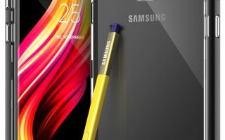 Top 10 Best Case for Samsung Note 9 in 2019 Review