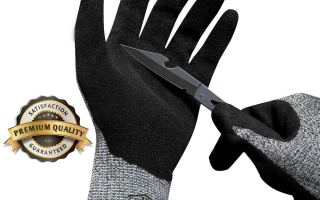 Top 5 Best Safety Glove In 2018 Review