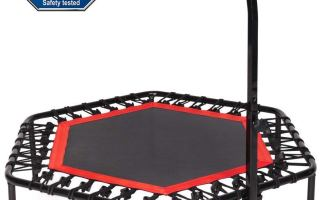 Top 5 Best Exercise Trampolines in 2019 Review