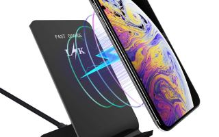 Top 5 Best iPhone xs max wireless charging in 2018 Review