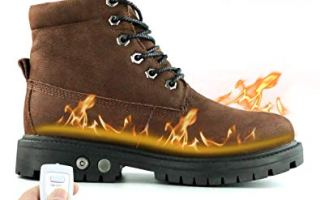 Top 5 Best electric heated shoes in 2019 Review