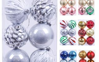 Top 5 Best Christmas ornaments in 2020 Review