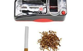 Top 5 Best electric cigarette rolling machine in 2018 review