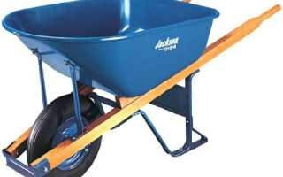 Top 5 Best wheelbarrows in 2018 Review