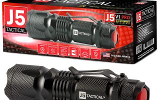 Top 5 Best Mini Flashlights in 2020 review