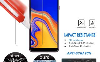 Top 5 best Samsung Galaxy J4 Screen Protector in 2019 review