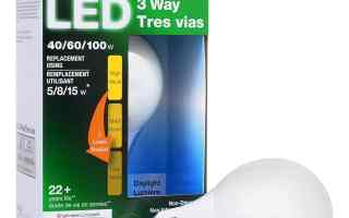 Top 5 best 3 way led bulb in 2019 review