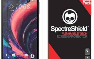 Top 5 best HTC Desire 10 Lifestyle Screen Protector in 2019 review