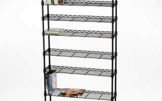 Top 5 best DVD racks in 2019 reviews