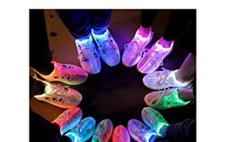 Top 5 best original light up shoes in 2019 review