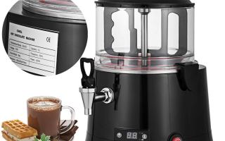 Top 5 best hot cocoa maker machine in 2019 review
