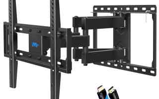 Top 5 best curved TV mounts in 2019 review