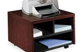 Top 5 best heavy duty printer stands in 2020 review