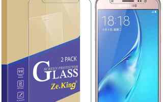 Top 5 best Samsung Galaxy J5 Prime Screen Protector in 2019 review