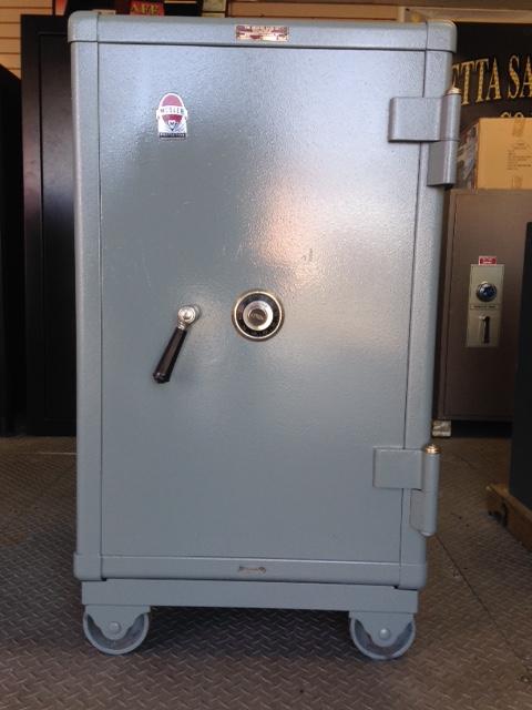 Mosler T20 - Abetta Safe & Lock Co  Inc