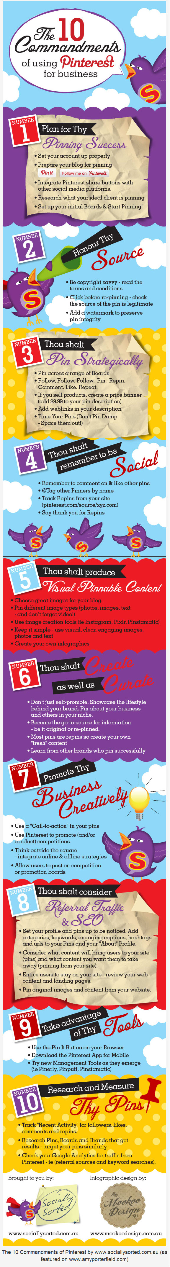 10-top-tips-for-marketing-your-business-on-pinterest-infographic