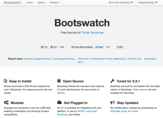 Bootswatch