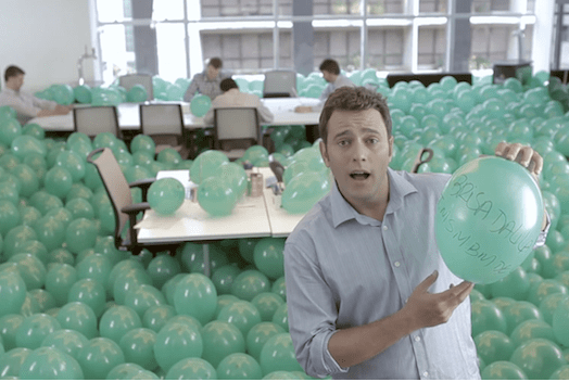 Heineken Brazil – One Like One Balloon