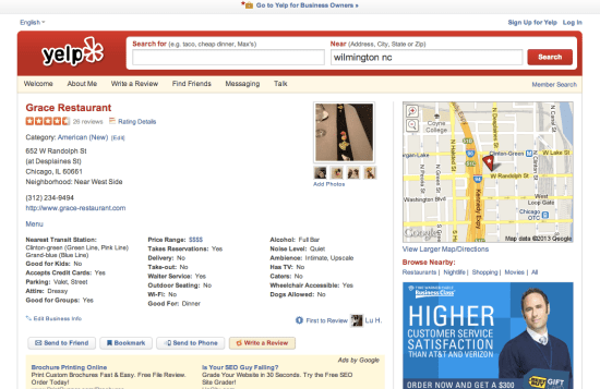 How To Use Yelp To Grow Your Business In 2013