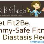 Meet Fit2B, Tummy-Safe Fitness, and Diastasis Recti {Part 1}
