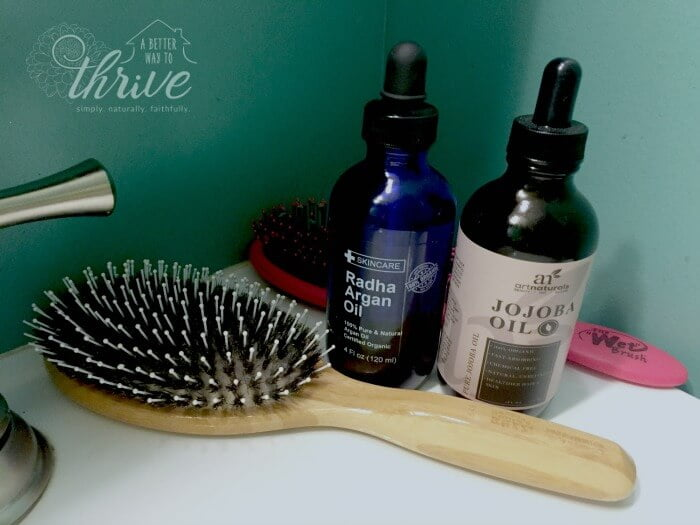 Some important products helped me restore my hair after baking soda no 'poo did so much damage to it