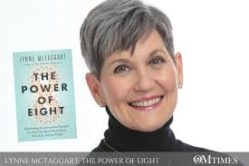 Mitchell Rabin Interviews Lynne McTaggart on The Power of Intention – The Power of 8