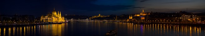 Budapesti panoráma