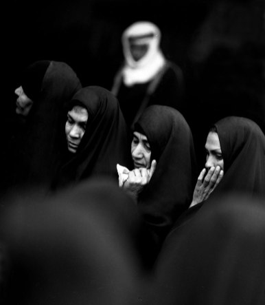 1975 Iraki asszonyok