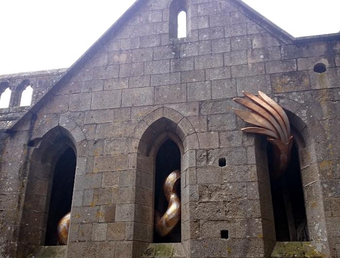 Mont Saint Michel - Draak