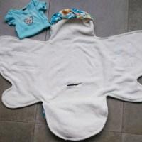 [:nl]Stof voor durf het zelvers - Het vlinderdeken[:en]Cuddly baby swaddle blanket[:]