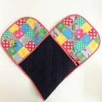 Double oven mitt – Free downloadable pattern