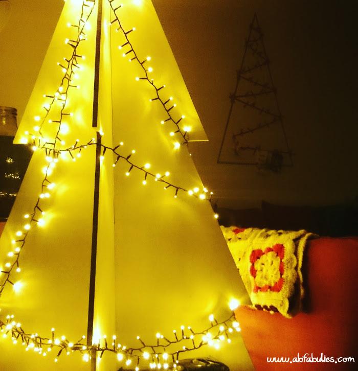 Kerstboom uit MDF