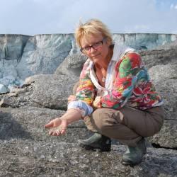 Известная шведская писательница посетила гродненский «АБФ»