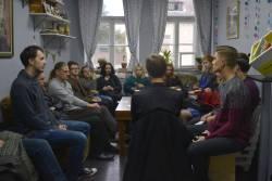 Живая Библиотека АБФ в Гродно