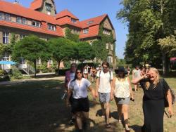 Организуя активизм: АБФ на летней школе в Германии