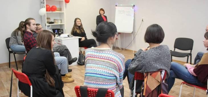 Тренинг по неформальному образованию в Гомеле