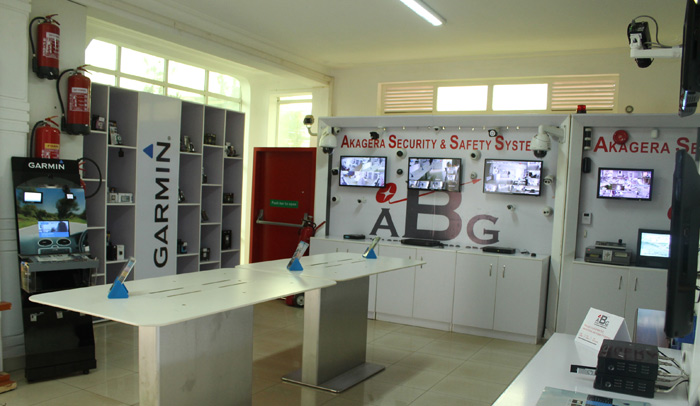ABG Security & Safety Showroom