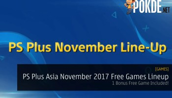 PS Plus Asia November 2019 Free Games Lineup – Pokde.Net