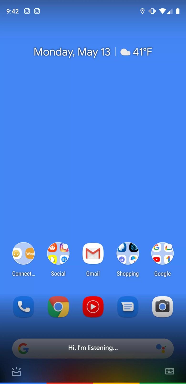 New Google Assistant design (1)