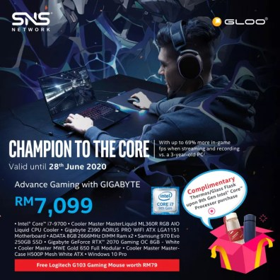 GLOO Gaming Desktop Champion to the Core (3)