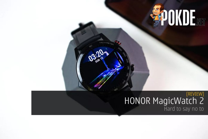 Honor Magicwatch 2 Review Hard To Say No To Pokde Net