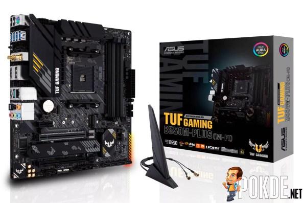 TUF Gaming B550M-Plus (WiFi)